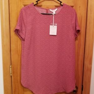 NWT super cute LC top